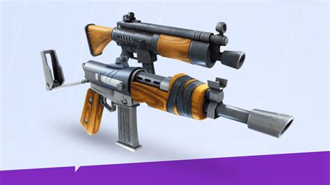 Fortnite   How to Craft Weapons Using Schematics   Indie