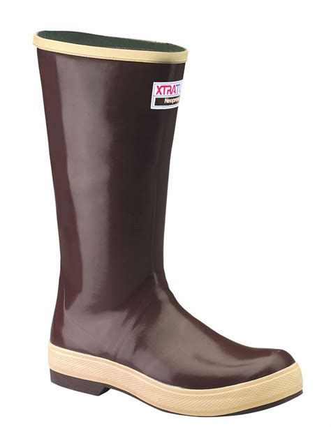 xtratuf boots xtratuf 22274g insulated neoprene high boot tackledirect