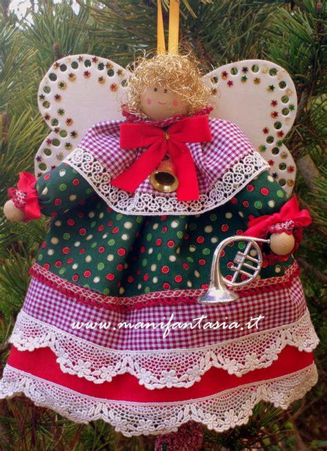 fuori porta natalizio fai da te angelo natalizio fuori porta manifantasia