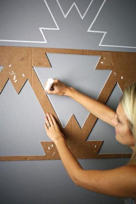 creative wall painting ideas  pinterest paint
