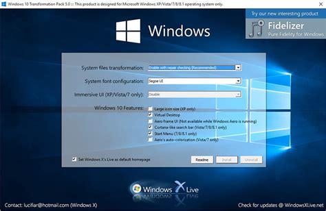 theme windows 10 hp t 233 l 233 charger le th 232 me windows 10 pour windows 8 1 8 7 vista xp