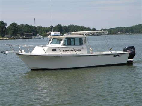 parker power boats for sale used parker pilothouse power boats for sale boats