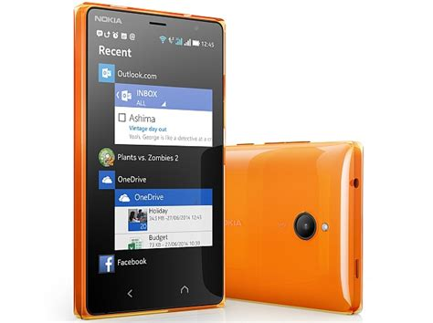 Microsoft X2 nokia x2 dual sim with 4 3 inch display launched at rs 8 699 technology news