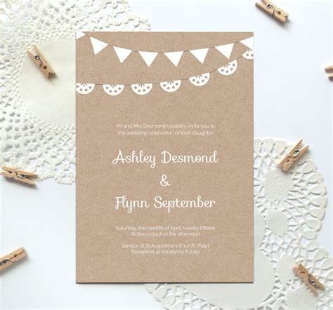 free wedding invitation templates cyberuse