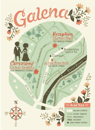 Wedding Invitation Map by Wedding Invitation Map Idea Way To Show The