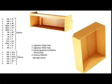 como hacer  armario empotrado entre paredes resumen youtube