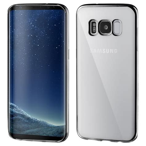 Samsung Galaxy S8 Anymode Slim Casing Cover metalic slim for samsung galaxy s8 plus g955 black black hurtel pl gsm wholesale