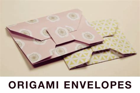 Origami Money Envelope - best 25 origami envelope ideas on origami