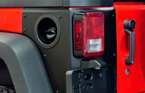 jeep wrangler rear corner guards aev jk rear corner guards aevcornerguard