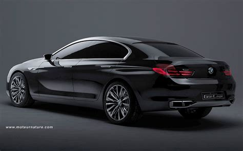 bmw minivan concept the gran coupe concept the of the bmw