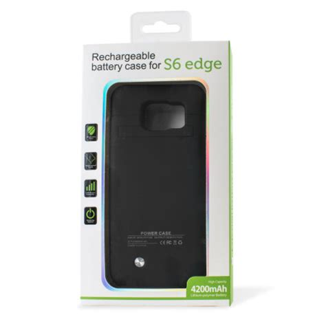 Power Bank Galaxy S Edge samsung galaxy s6 edge power bank 4 200mah black