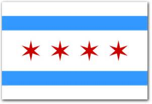 of illinois colors let s talk flags chicago springfield hotels schools