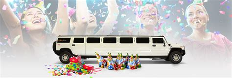 Birthday Limo by Limo Service Houston Affordable Limo For