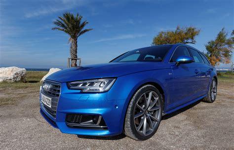 Audi A4 Video by Essai Vid 233 O Audi A4 Avant Apparences Trompeuses