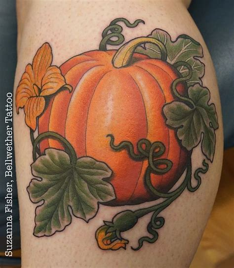 pumpkin tattoo best 25 pumpkin ideas on