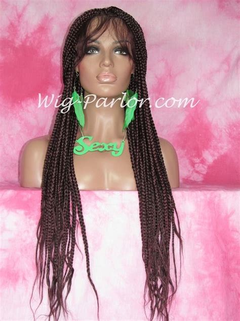 poetic justice box braided lace front wig facebook custom hand braided box braid lace front wig justice