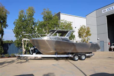 plastic boat fuel tanks perth new oceanic fabrication 7 6m hardtop power boats boats