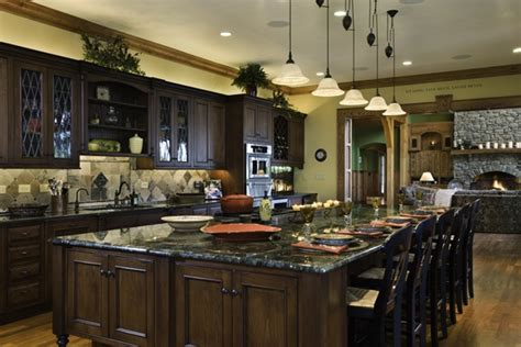 big kitchen island kitchens pinterest it took four workmen to heft each of the two pieces of