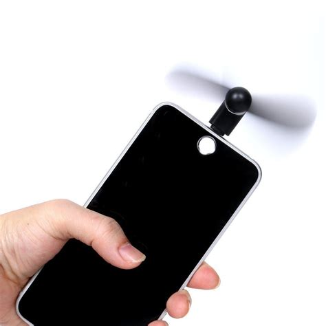 iphone fan in iphone fan and play micro usb portable cooler with