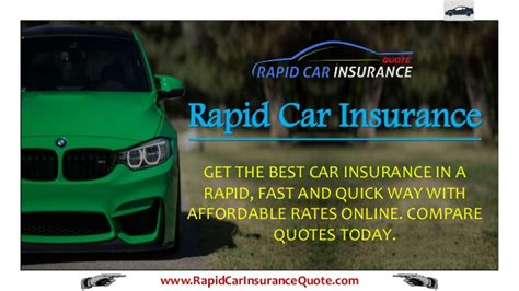 rapid fast  quick car insurance quote