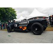 Brutus Breathes Fire At The Pageant Of Power  Classic Car