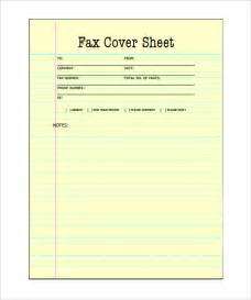 fax cover sheet template free printable printable fax cover sheet 10 free word pdf documents