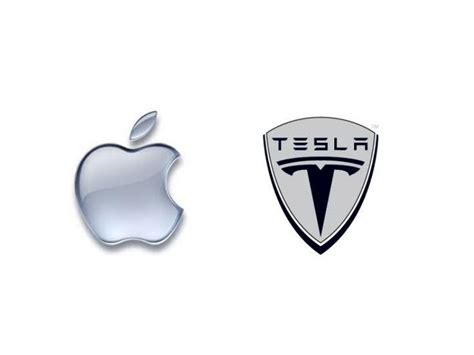 Tesla And Apple Tesla Apple Car La Confrontation A D 233 J 224 Commenc 233 Cnet