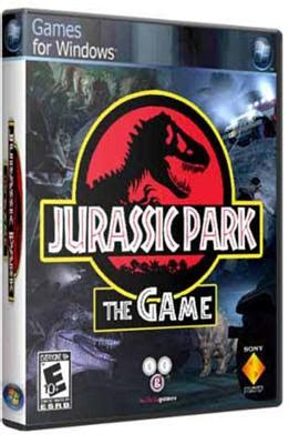 download jurassic park the game crack jurassic park the game software pc games operating