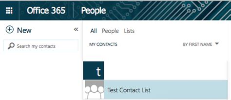 Office 365 Distribution List Create Distribution Lists In Office 365 Web App