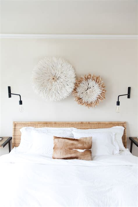 over the bed decor 9 ways to decorate above a bed the inspired room