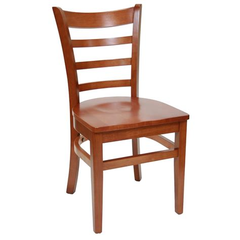 Wooden Chair by Where Can Ladder Back Chairs Be Used The Basic Woodworking