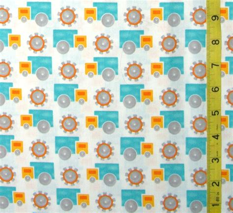 Quilting Fabric Sales by Sale Moda Grow With Me Trucks 100 Cotton