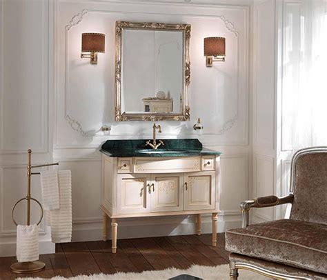 mobili arredo bagno classici mobili da bagno classici laborlegno