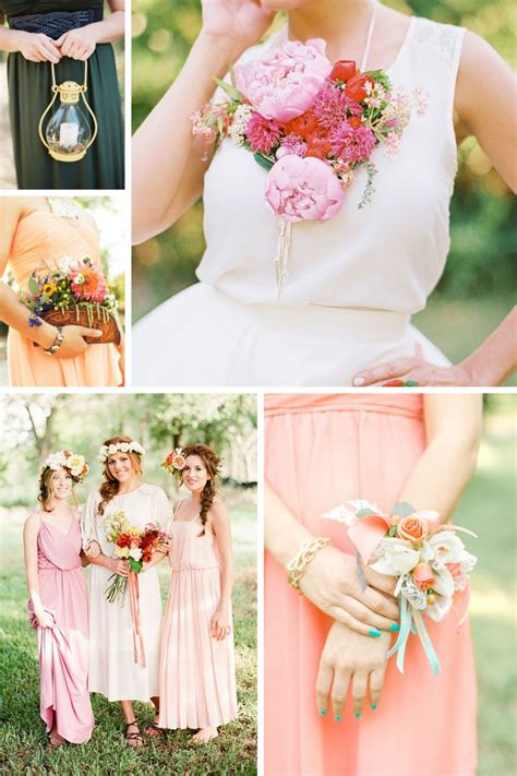 bridesmaid flower bouquet 10 creative beautiful alternative bridesmaid bouquets