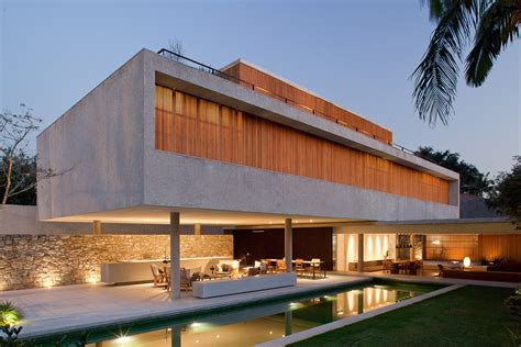 beauty home house 6 marcio kogan archdaily