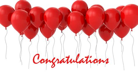 congratulation images   balloons hd wallpapers