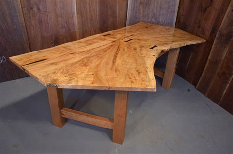 custom dining tables by dumond s handmade custom furniture