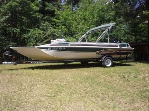 aluminum deck boat for sale 2000 22 foot nova nvdb221 deck boat for sale 11 000