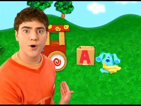 blues clues  alphabet train youtube