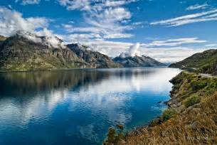 quot beautiful lake wakatipu new zealand quot by chris randall