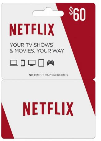 Netflix Gift Card Best Buy - free 10 best buy gift card with 60 netflix card purchase 187 freebies for a cause
