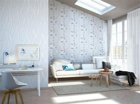 tappezzeria damascata carta da parati per arredare le pareti in soggiorno