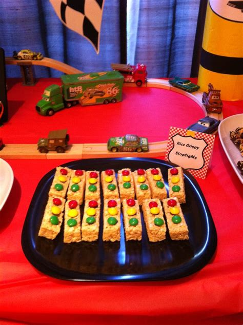 Cars Lightning McQueen Birthday Party Kids Birthday Party ideas P