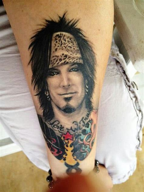 nikki sixx tattoos cool sixx tattoos