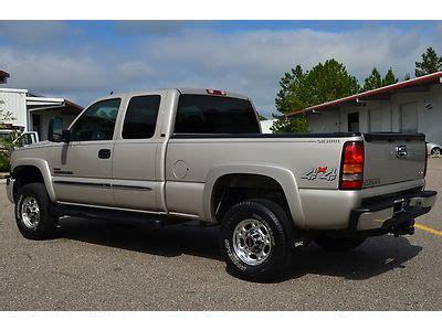 repair anti lock braking 2006 gmc sierra 2500hd parking system buy used 2006 gmc sierra 2500hd extended cab 4x4 sle duramax diesel lbz allison very nice in