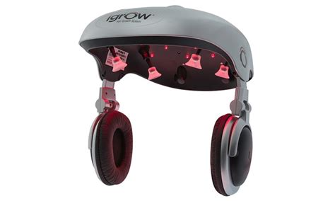 igrow free laser led light therapy hair regrowth system up to 71 on igrow hair regrowth system groupon goods