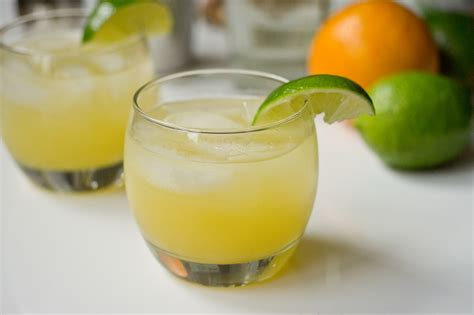 skinny spicy tequila cocktail