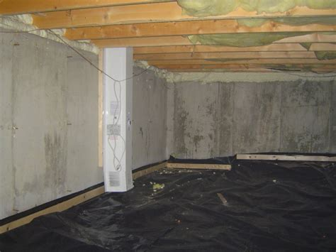 best vapor barrier for basement walls 145 best images about basement on basement