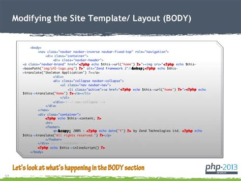 zf2 default layout zend framework 2 for newbies