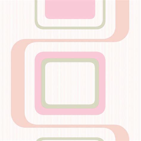 self adhesive wallpaper pink square pattern wallpaper self adhesive vinyl home